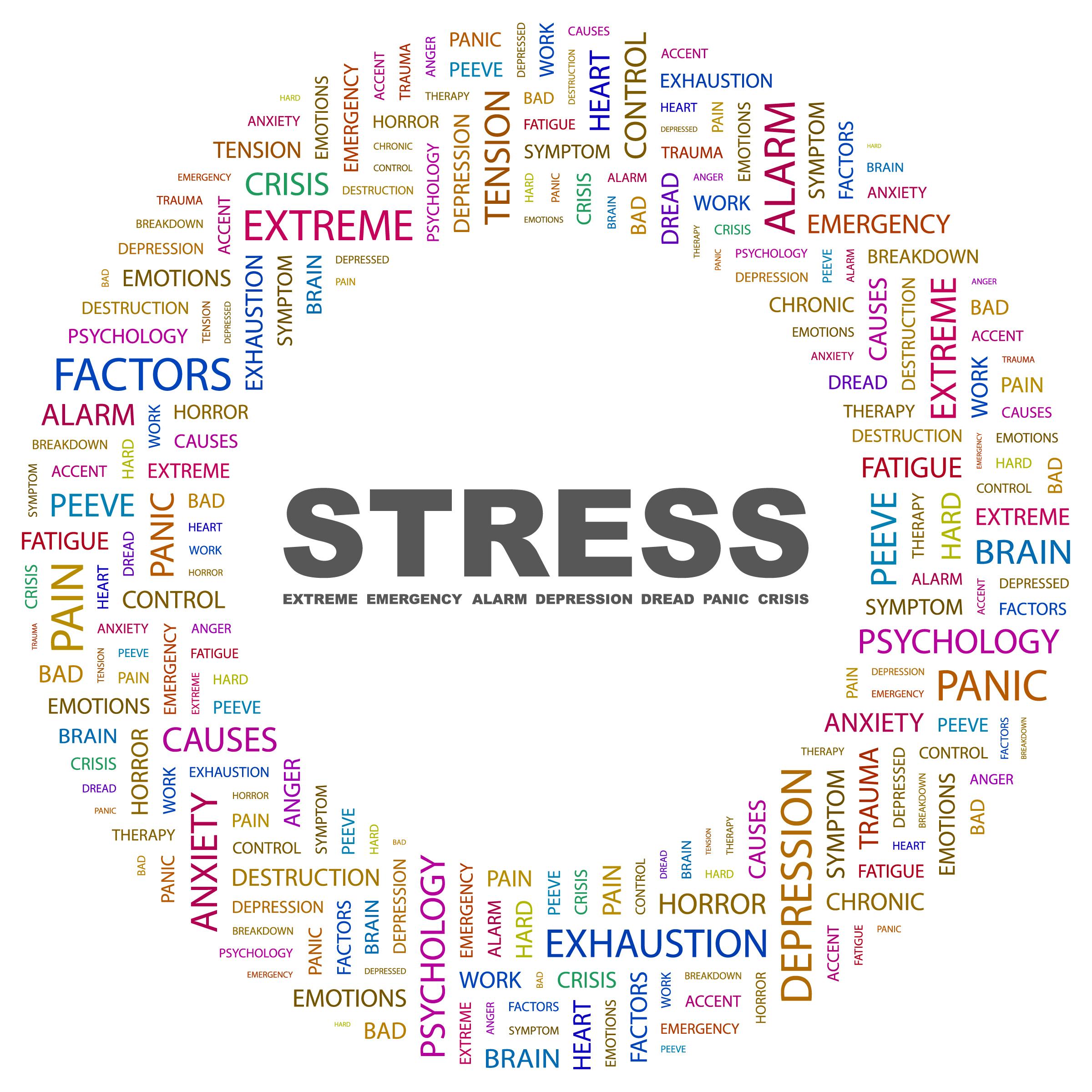 Stress words