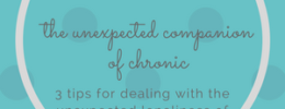 Loneliness, the Unexpected Companion of Chronic